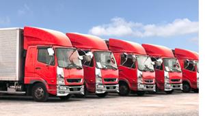 オフィス什器やICT機器の配送・再出荷の物流サービス